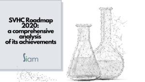 Uitgebreide analyse van resultaten in SVHC Roadmap 2020
